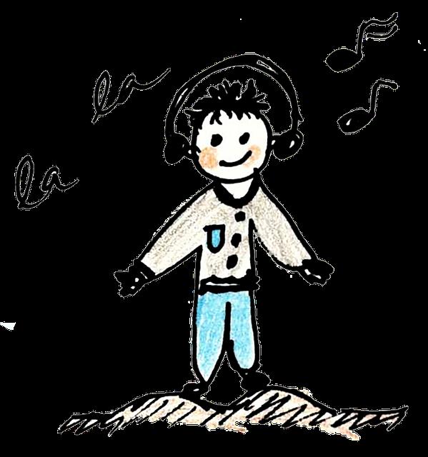 Music Boy Cartoons - Free image on Pixabay (743534)
