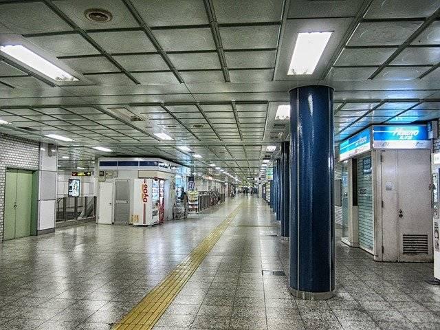 Sapporo Japan Subway Mass - Free photo on Pixabay (744070)