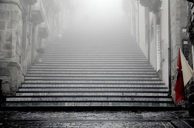 Stairs Steps Temple - Free photo on Pixabay (744154)