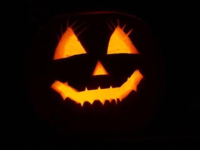 Pumpkin Halloween Face - Free photo on Pixabay (744180)