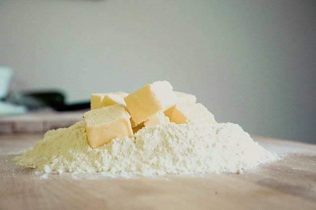 Bake Butter Flour - Free photo on Pixabay (744419)