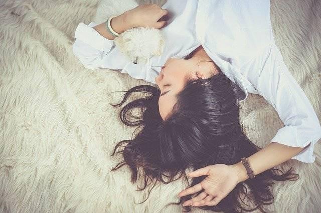 Girl Sleep Female - Free photo on Pixabay (744493)