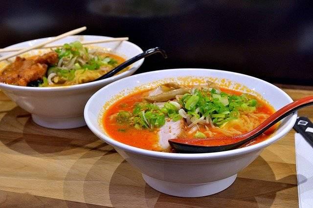 Ramen Food Enjoy - Free photo on Pixabay (744825)