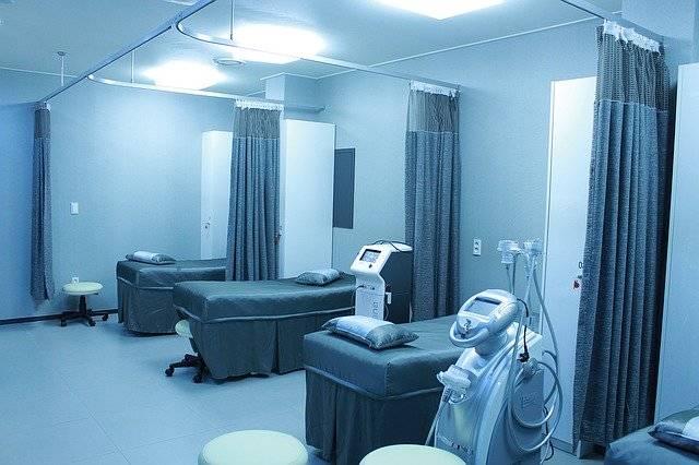 Hospital Ward Medical - Free photo on Pixabay (744958)