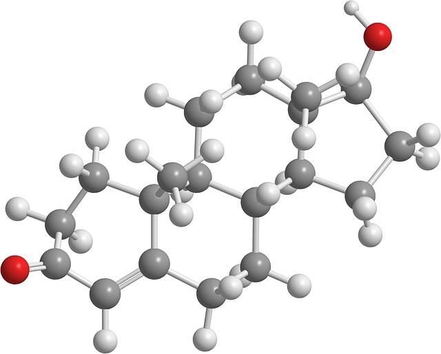 Testosterone Organic Chemistry - Free image on Pixabay (745215)