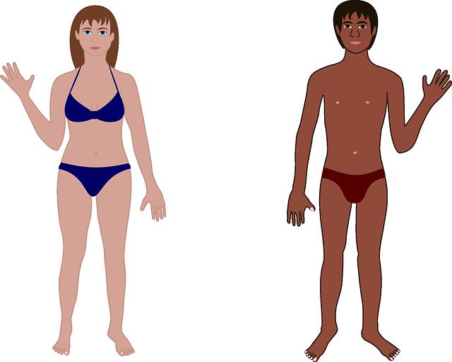 Human Man Woman Bathing - Free vector graphic on Pixabay (745439)