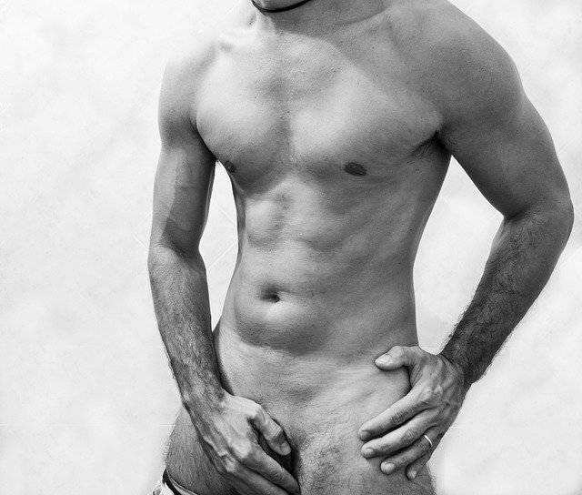 Man Nude Sexy - Free photo on Pixabay (745441)