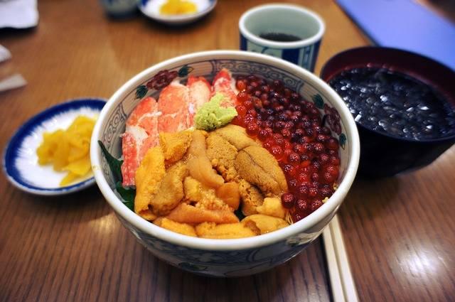 Seafood Rice Kai-Sen-Dong - Free photo on Pixabay (745532)