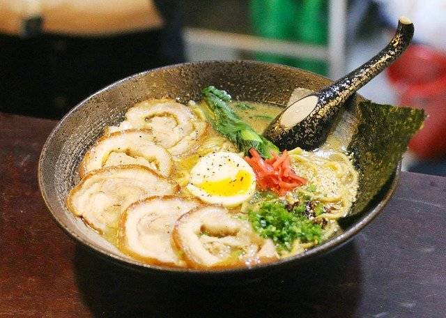 Bars Ramen In Saigon Q1 - Free photo on Pixabay (746066)