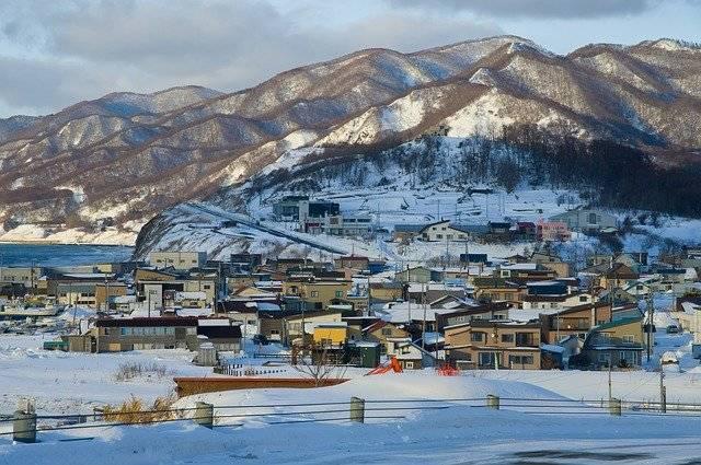 Japan Hokkaido Winter - Free photo on Pixabay (746210)