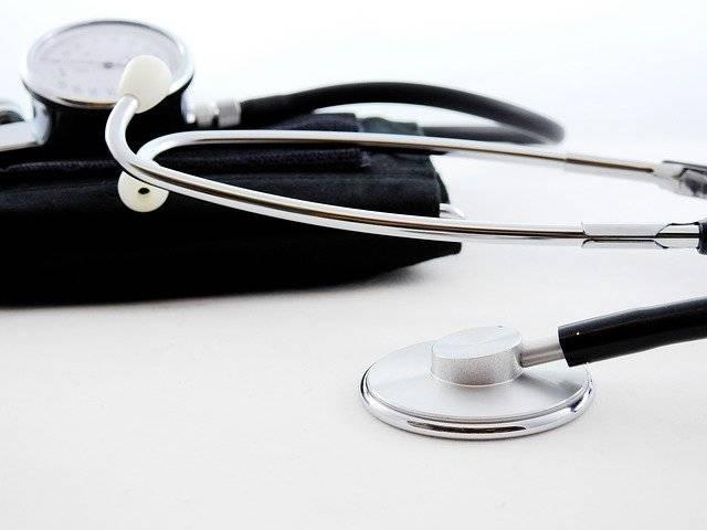 Stethoscope Doctor Medical Blood - Free photo on Pixabay (746619)