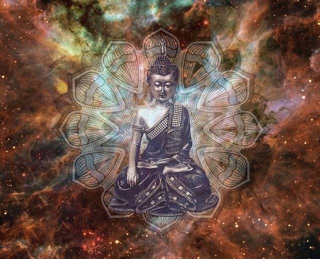 Buddha India Spirit - Free image on Pixabay (747089)