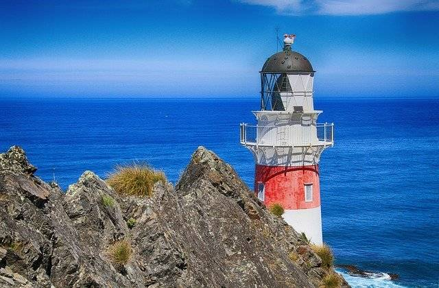 Lighthouse Navigation Beacon - Free photo on Pixabay (747148)