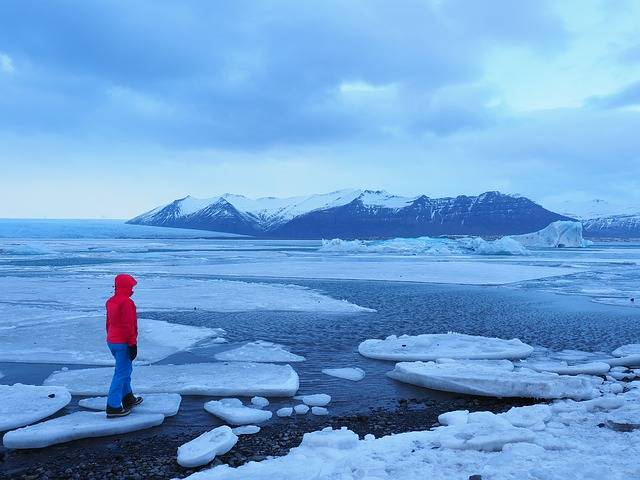 Ice Floes Jökulsárlón Glacial Lake - Free photo on Pixabay (747151)