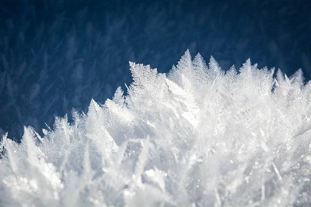 Ice Eiskristalle Snow - Free photo on Pixabay (747152)