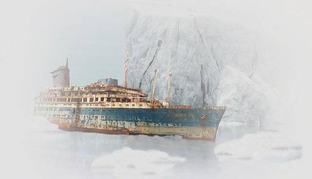 Ship Wreck Old - Free photo on Pixabay (747154)