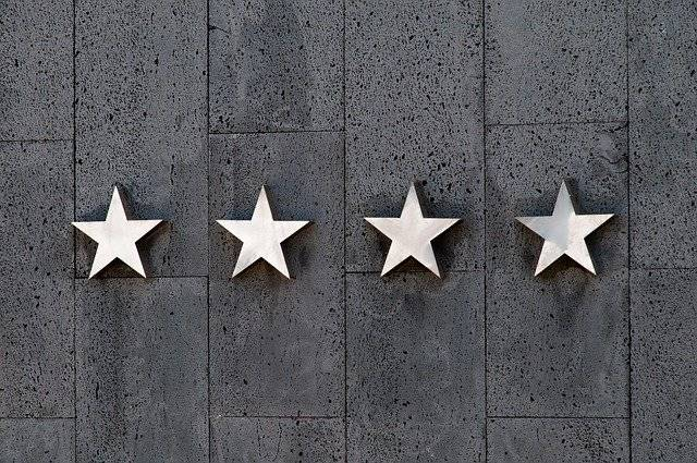 Stars Rating Travel - Free photo on Pixabay (747261)