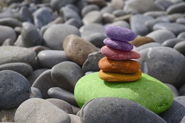 Balance Stones Meditation - Free photo on Pixabay (747267)