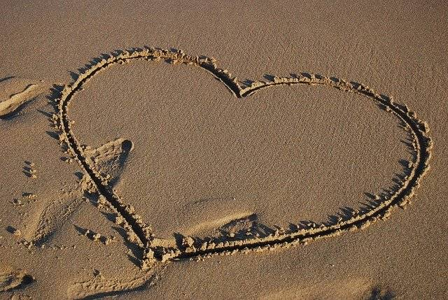 Love Beach Recall - Free photo on Pixabay (747398)