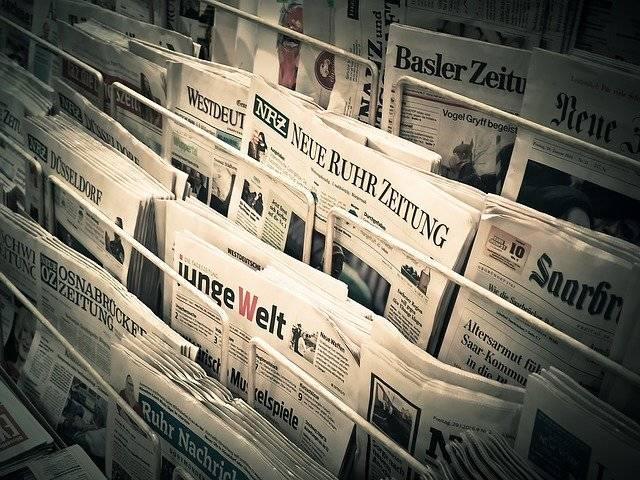 News Daily Newspaper Press - Free photo on Pixabay (747525)