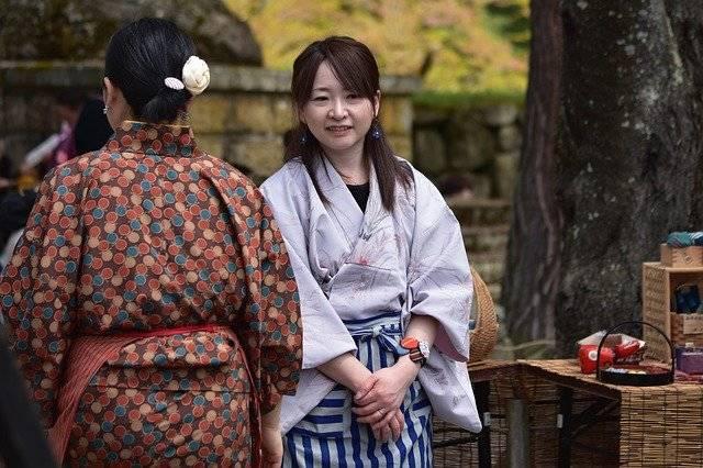 People Women Japanese Clothes - Free photo on Pixabay (747531)