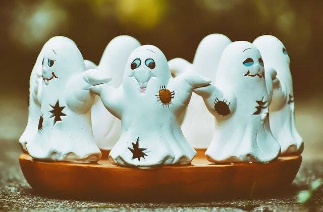 Halloween Ghosts Ghost - Free photo on Pixabay (747780)