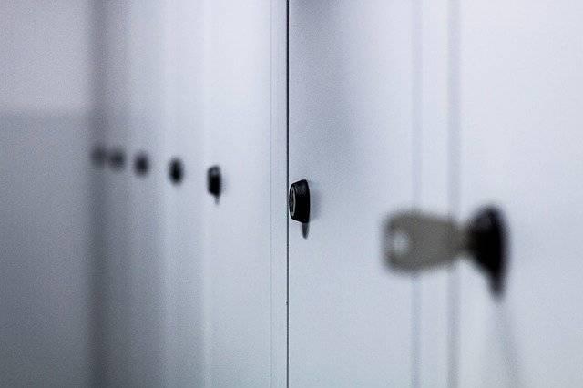 Lockers Cabinets Storage - Free photo on Pixabay (747833)