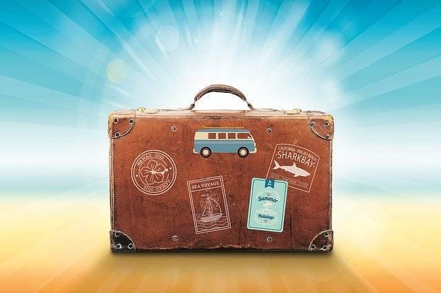 Luggage Vacations Travel - Free photo on Pixabay (747846)