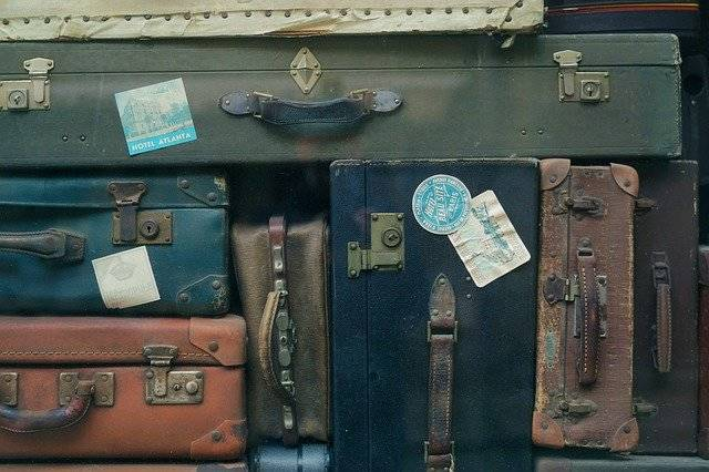 Baggage Luggage Bag - Free photo on Pixabay (747849)