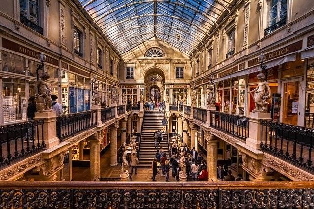 Nantes Department Stores France - Free photo on Pixabay (747850)