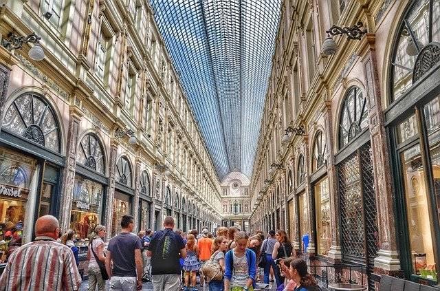 Purchase Hall Shopping Street - Free photo on Pixabay (747851)