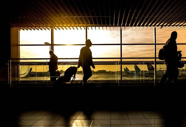 Airport Man Travel - Free photo on Pixabay (748233)