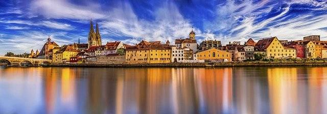 Panorama Regensburg Historic - Free photo on Pixabay (748480)