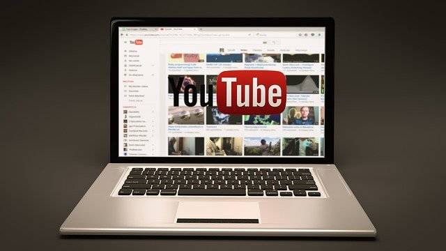 Youtube Laptop Notebook - Free photo on Pixabay (748960)