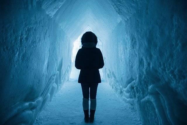 Adventure Ice Cave Cold - Free photo on Pixabay (748987)