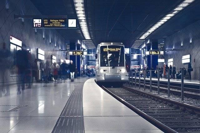 Metro Underground Station - Free photo on Pixabay (749064)