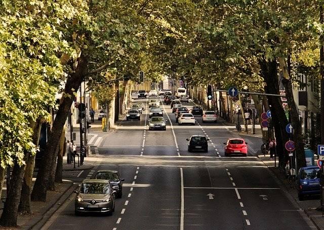 Traffic Locomotion Roadway - Free photo on Pixabay (749066)