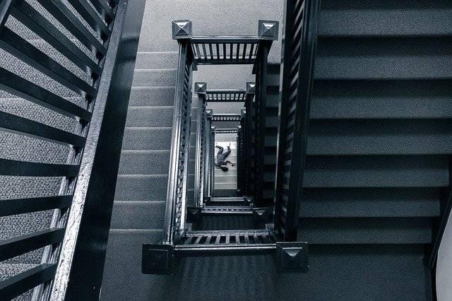 Staircase Body Corpse - Free photo on Pixabay (749659)