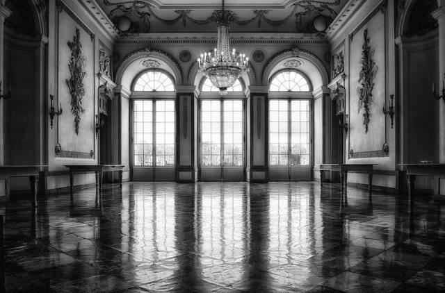 Castle Hall Window - Free photo on Pixabay (749706)