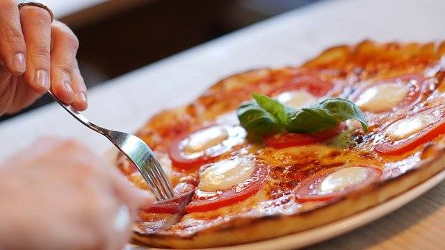 Pizza Vegetarian Cheeses - Free photo on Pixabay (749714)