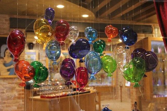 Glass Blowing Balloons - Free photo on Pixabay (749722)