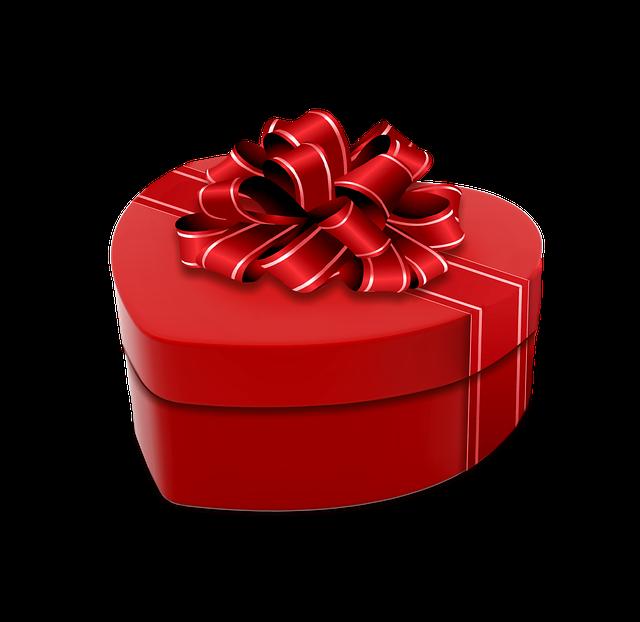 Gift Red Christmas - Free image on Pixabay (749816)