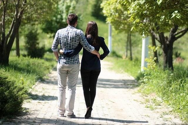 Couple Love Walk - Free photo on Pixabay (749836)