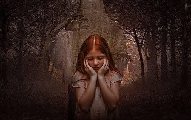 Ghost Girl Gothic - Free photo on Pixabay (750132)