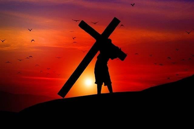 Jesus Cross Faith - Free photo on Pixabay (750349)