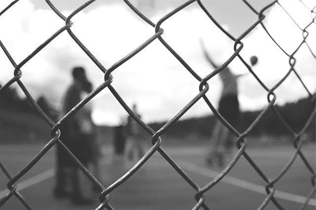 Chainlink Fence Basketball - Free photo on Pixabay (750357)