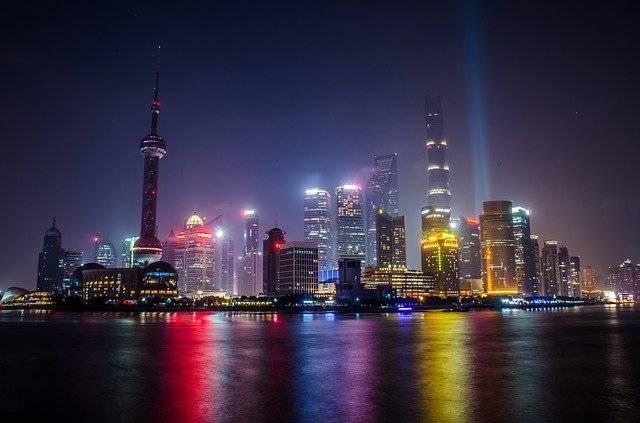 Shanghai Urban Landscape The Bund - Free photo on Pixabay (750371)