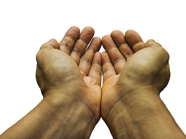 Begging Hands Poor - Free photo on Pixabay (750412)