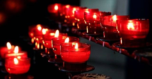 Candles Church Light - Free photo on Pixabay (750544)