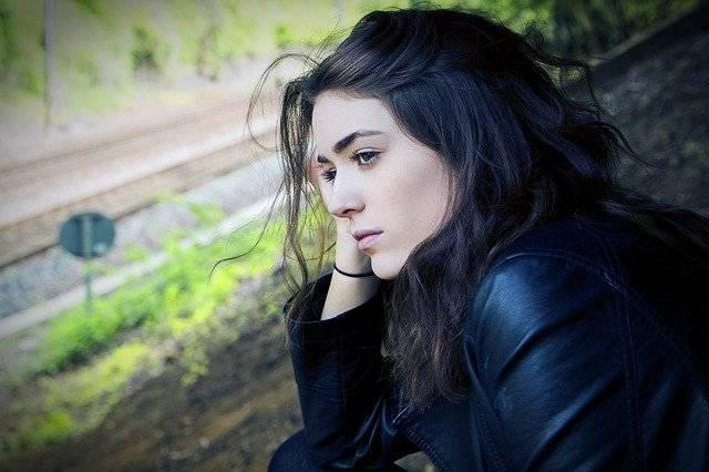 Woman Portrait Girl - Free photo on Pixabay (750672)